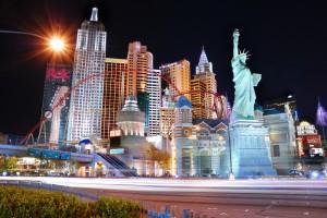 The visually spectacular Las Vegas (Songquan Deng / Shutterstock.com)