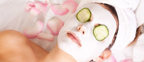 Natural beauty treatments for skin