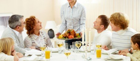 Surviving family during the holidays