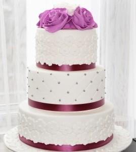 My DYI Wedding Cake