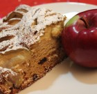 Quick and easy apple cake recipe