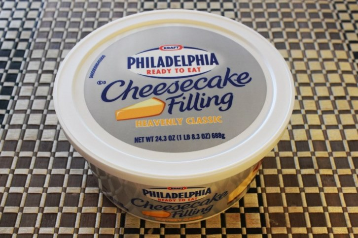 Philadelphia Cheesecake Filling review
