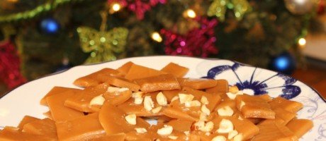 Easy toffee recipe